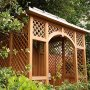 Bespoke Gazebo with lead roof