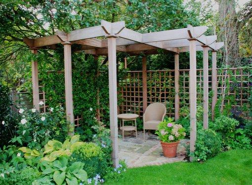 Trelliswork | Garden Benches | Gazebos | Planters | Hardwood Trellis |  Arbours | Obelisk | Pergola