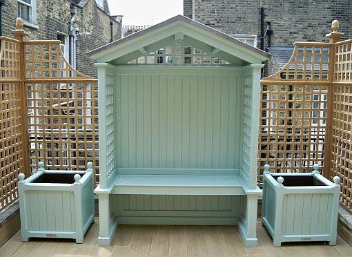 Garden Benches | Gates | Gazebos | Planters | Hardwood Trellis | Arbours |  Obelisk | Pergola